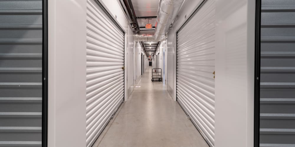 Indoor climate controlled units at StorQuest Express - Self Service Storage in Kissimmee, Florida