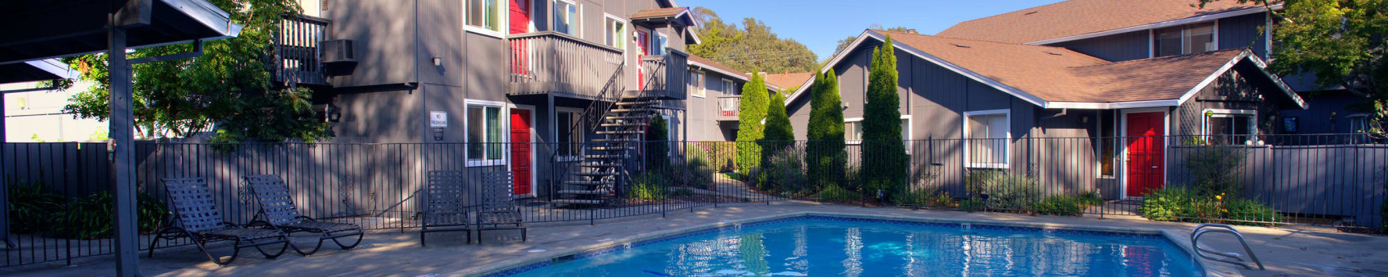 Amenities at Spring Lake Apartment Homes in Santa Rosa, California