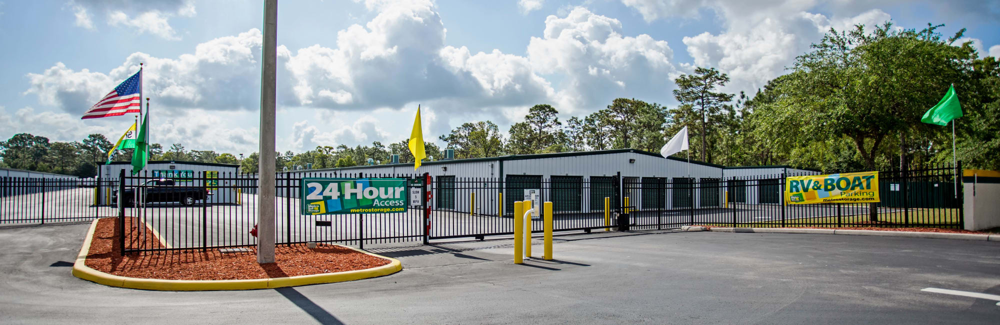 Metro Self Storage in Spring Hill, FL