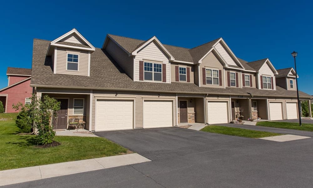 Front view at Preserve at Autumn Ridge in Watertown