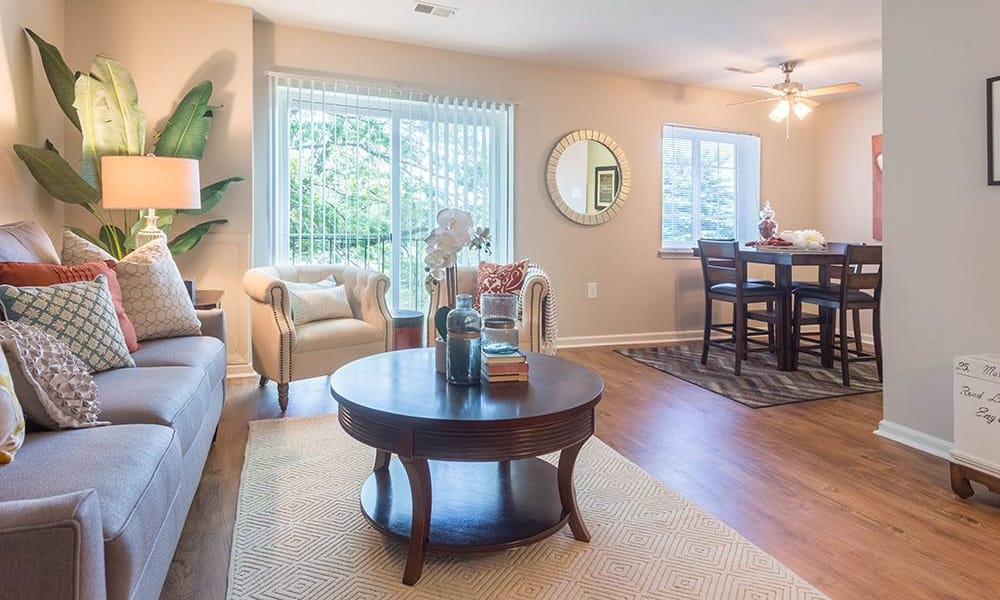 Amazing floor plans at Eagle's Crest Apartments in Harrisburg