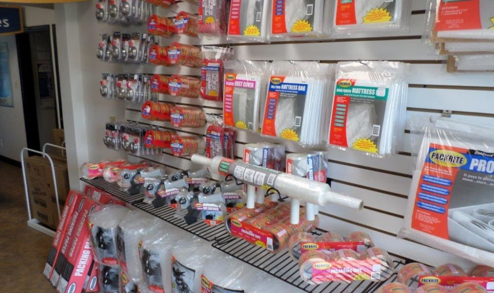 Packing Supplies at Compass Self Storage in Cincinnati