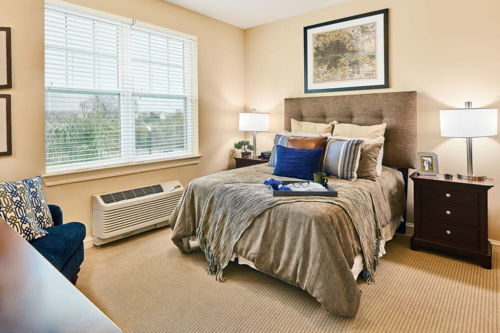 Bedroom at Azpira at Windermere in Windermere, Florida