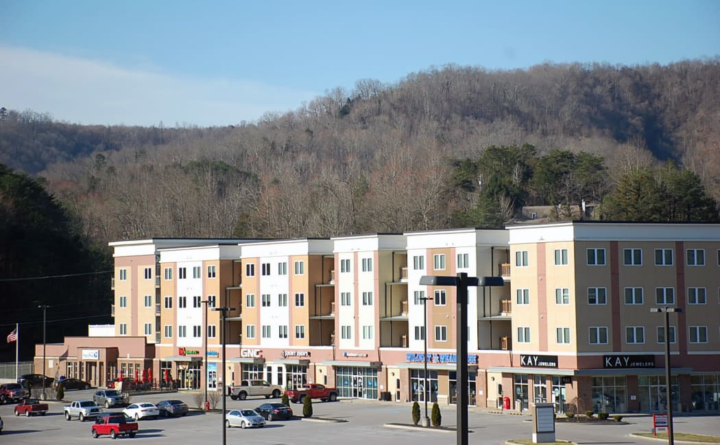 Pikeville Commons Apartments in Pikeville, Kentucky offers a variety of close shops