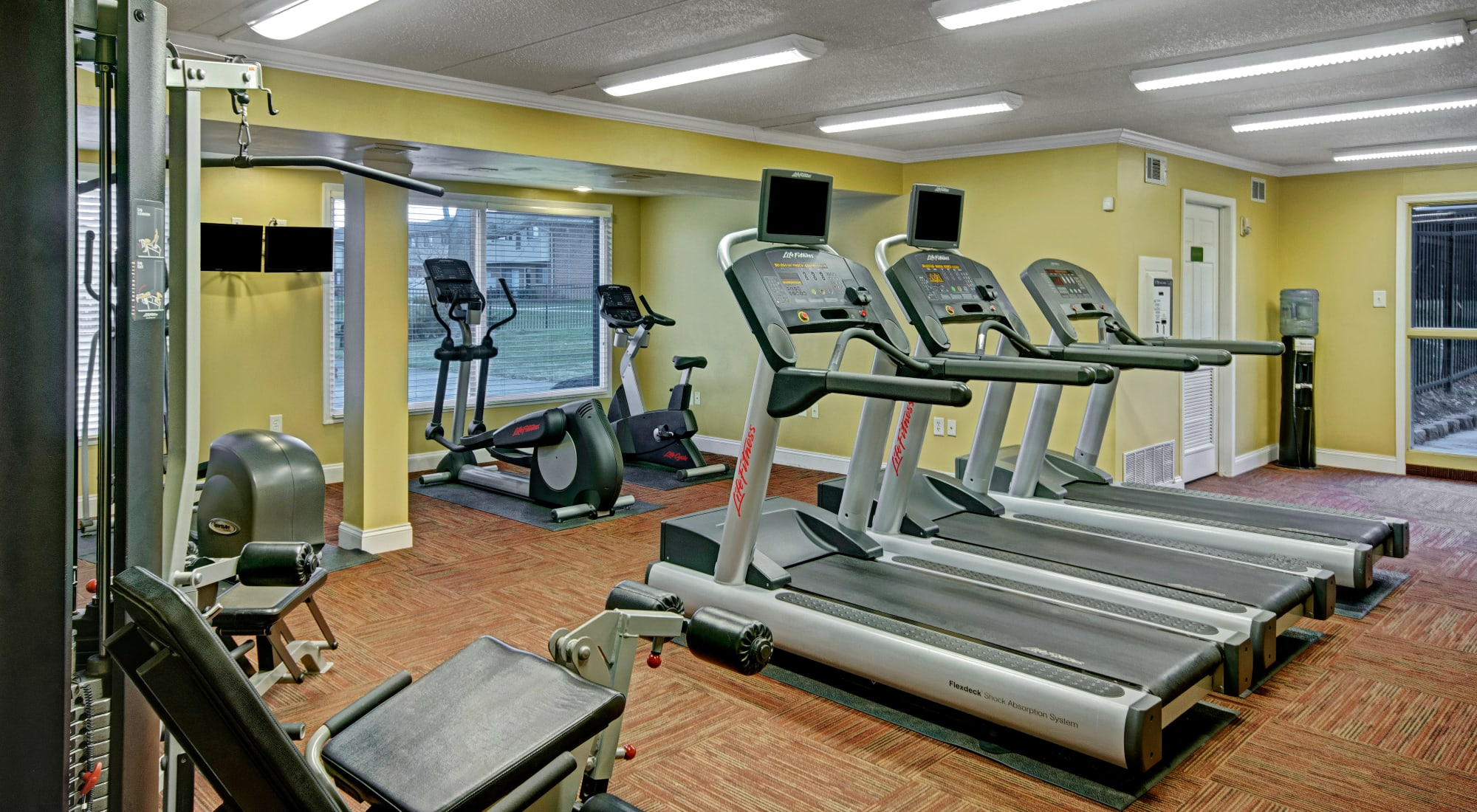 Amenities at Racquet Club Apartments and Townhomes in Levittown, Pennsylvania