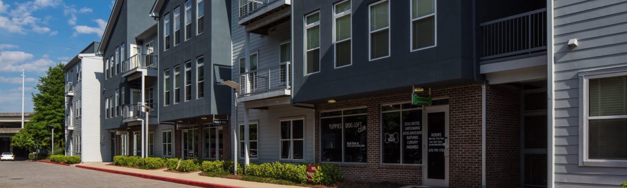 Schedule your tour of Optimist Lofts in Atlanta, Georgia