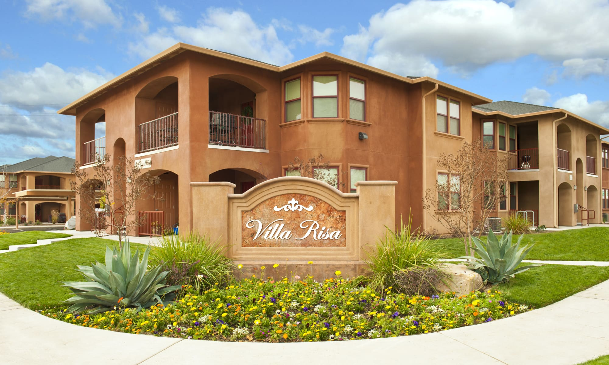 Villa Risa Apartments in Chico, California