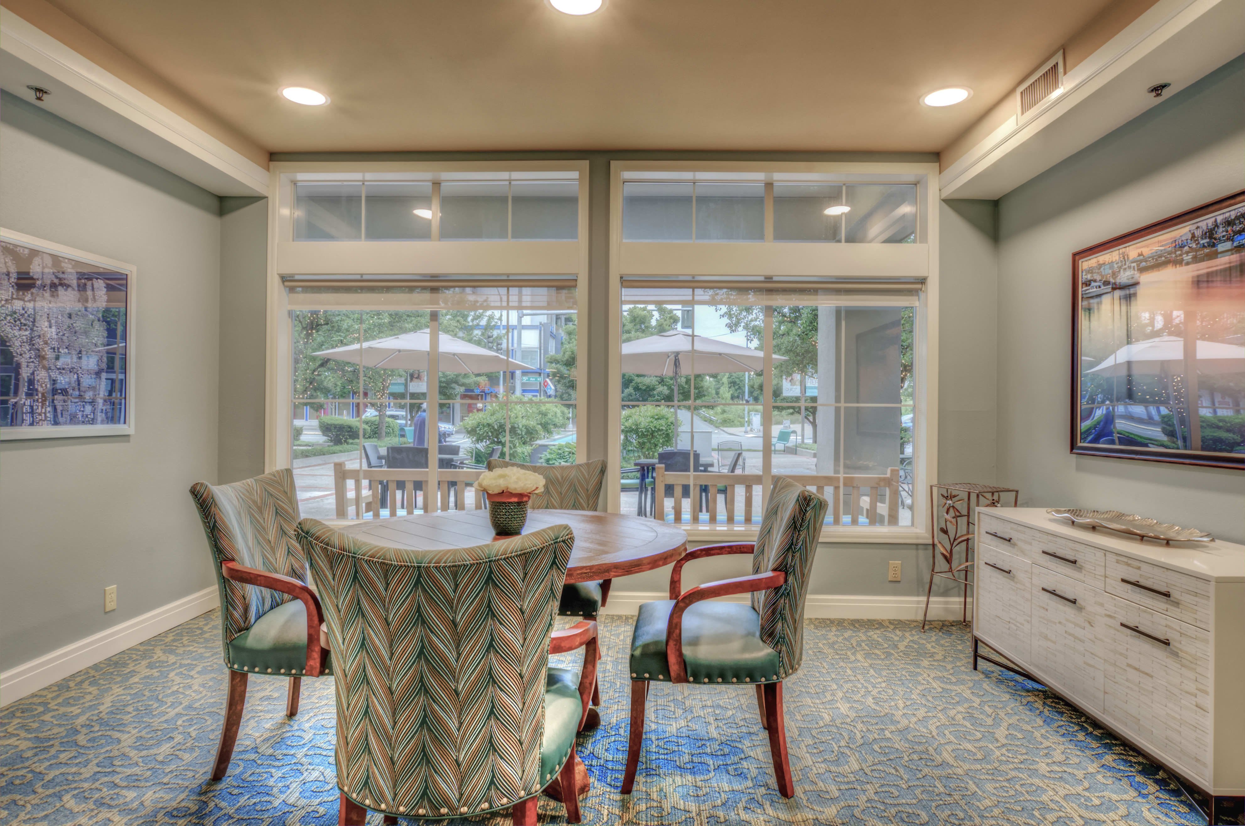 Contact the senior living community in Seattle