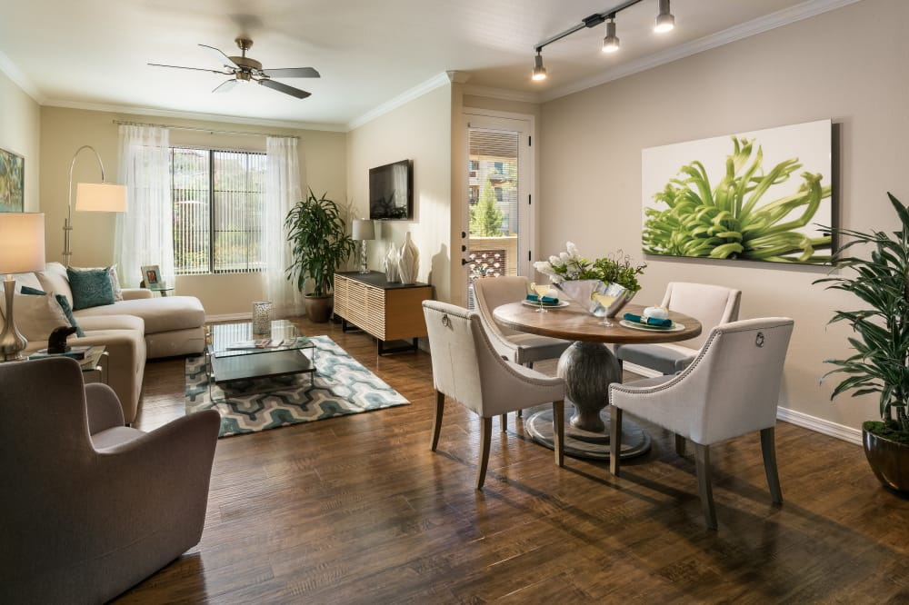 View the floor plans at San Sonoma in Tempe, Arizona