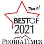 Best of Peoria 2021 Award
