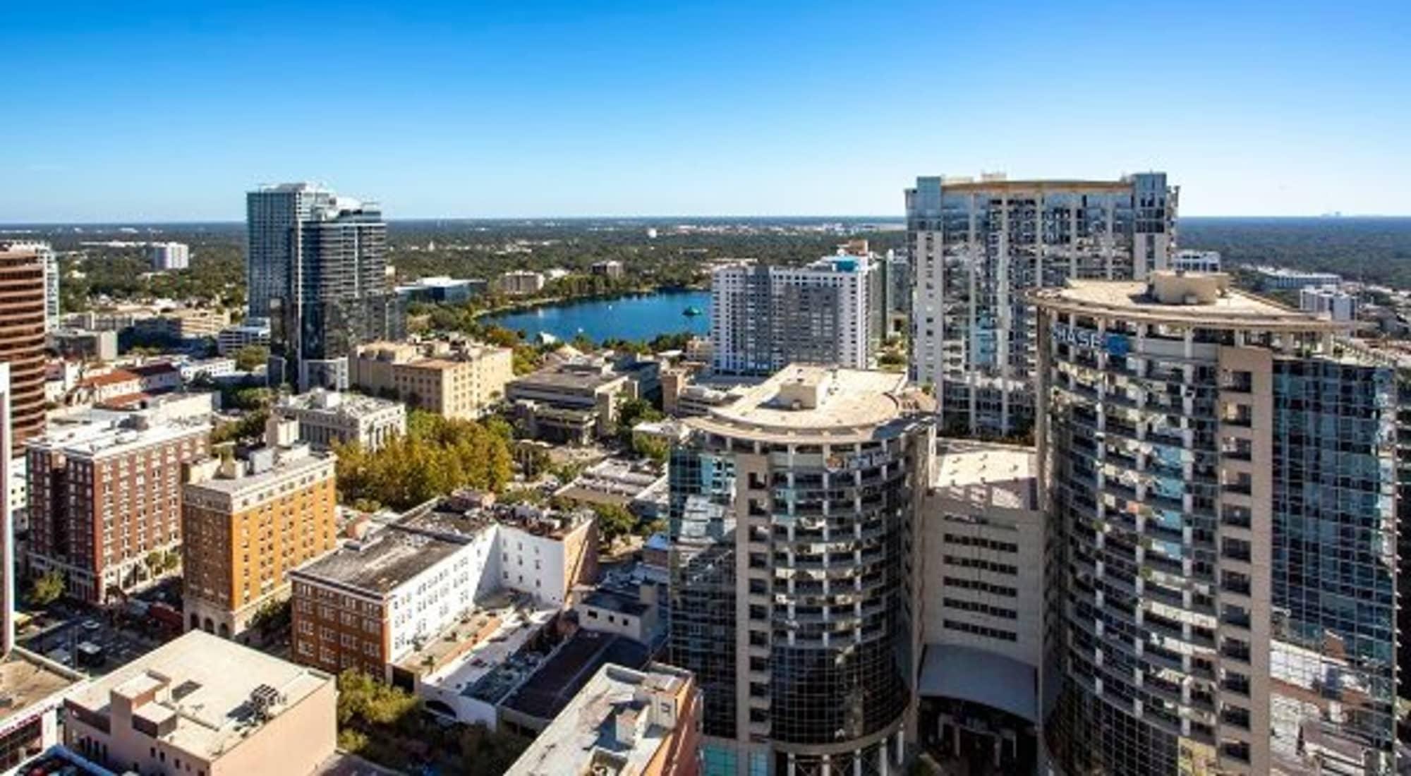 55 West Apartments in Orlando, Florida
