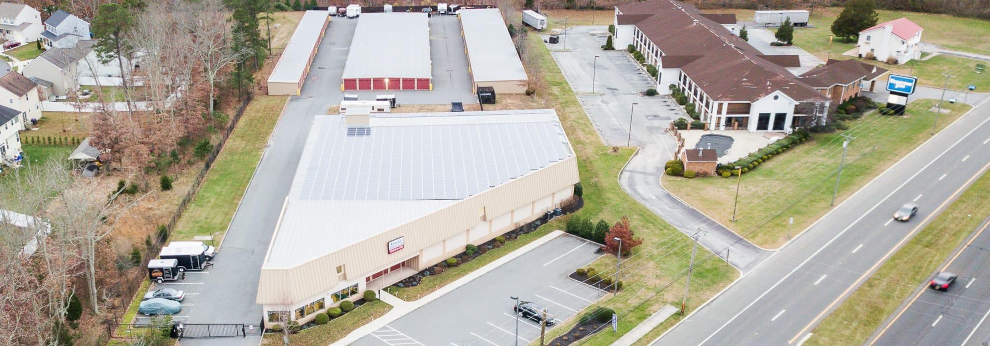 Prime Storage in Egg Harbor Township, NJ