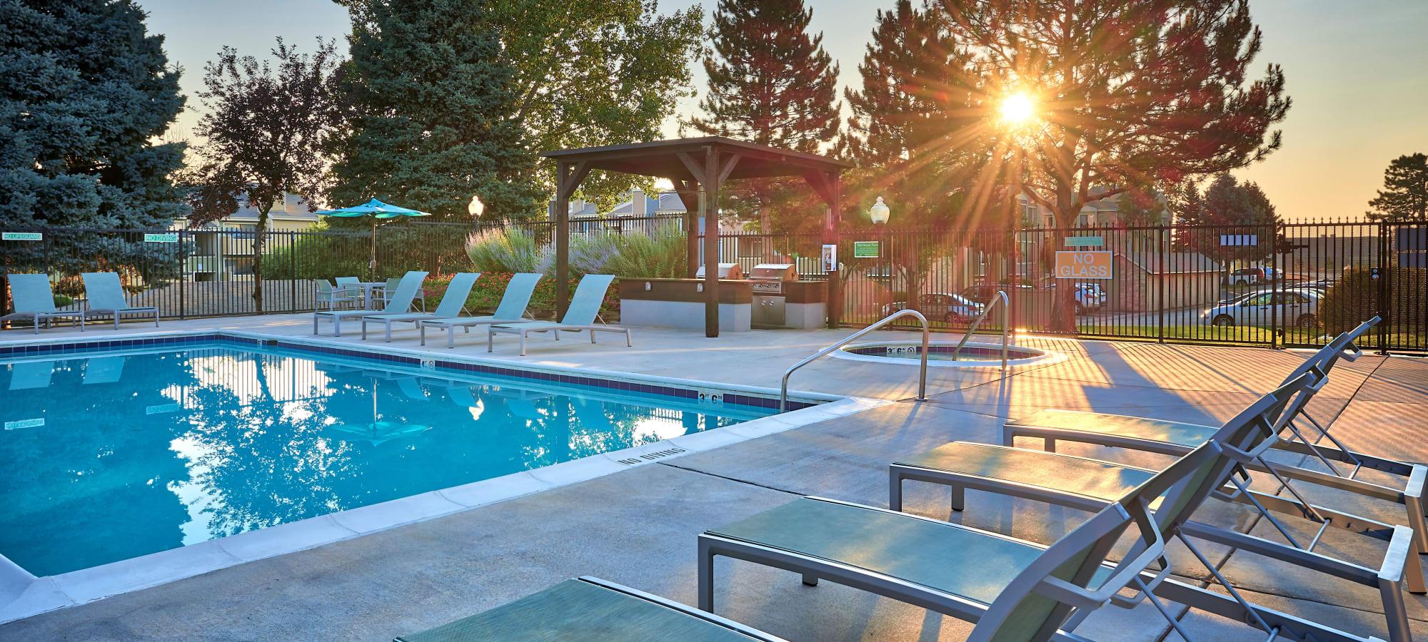 Alton Green Apartments in Denver, Colorado