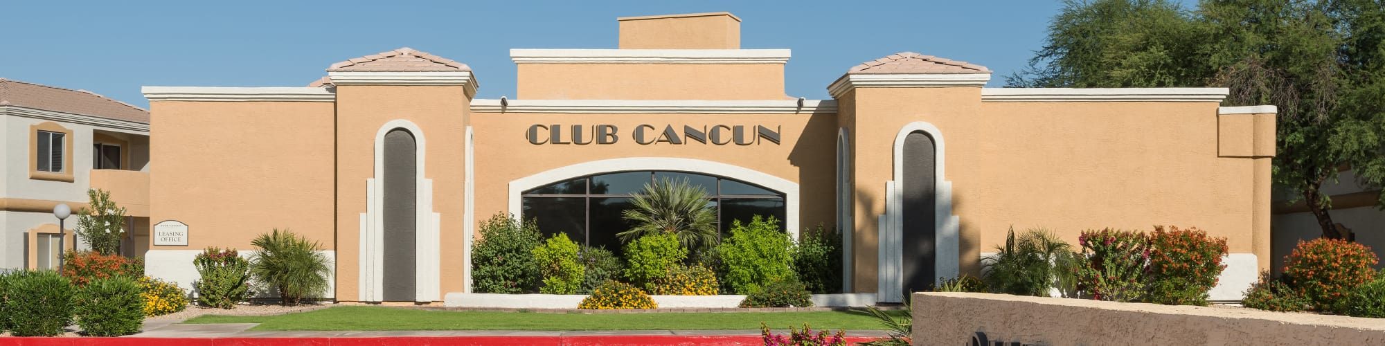 Contact us at Club Cancun in Chandler, Arizona