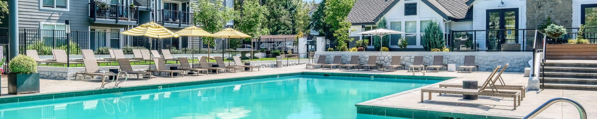 Photo gallery at Centro Apartment Homes in Hillsboro, Oregon