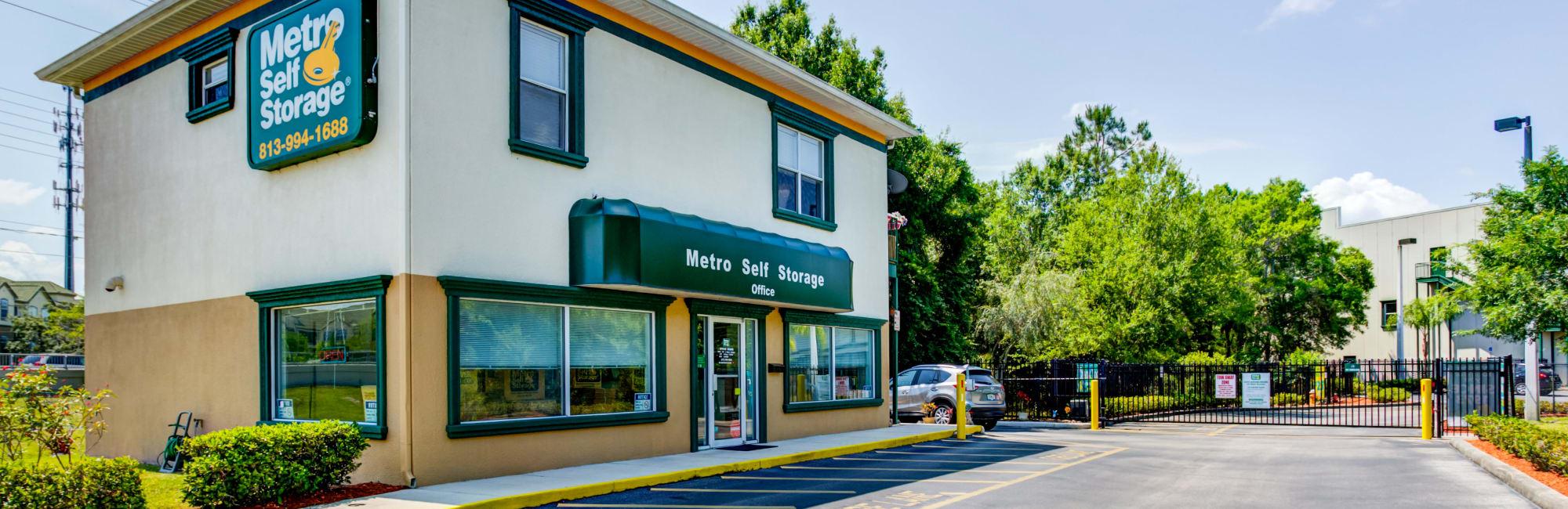 Attrayant Metro Self Storage In Tampa, FL