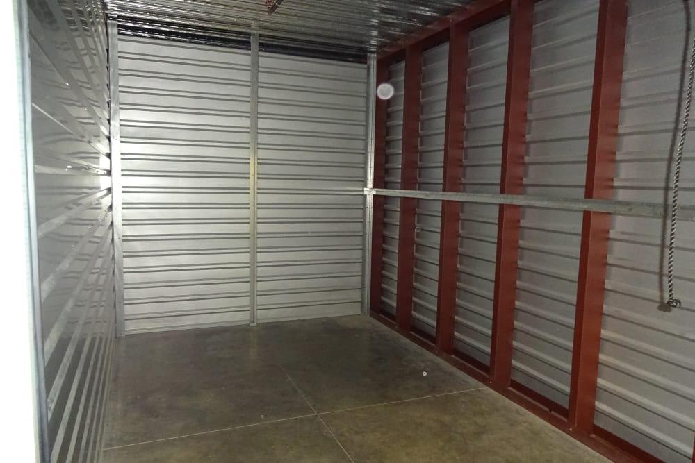 Storage Unit Interior at Storage Etc... Woodland Hills