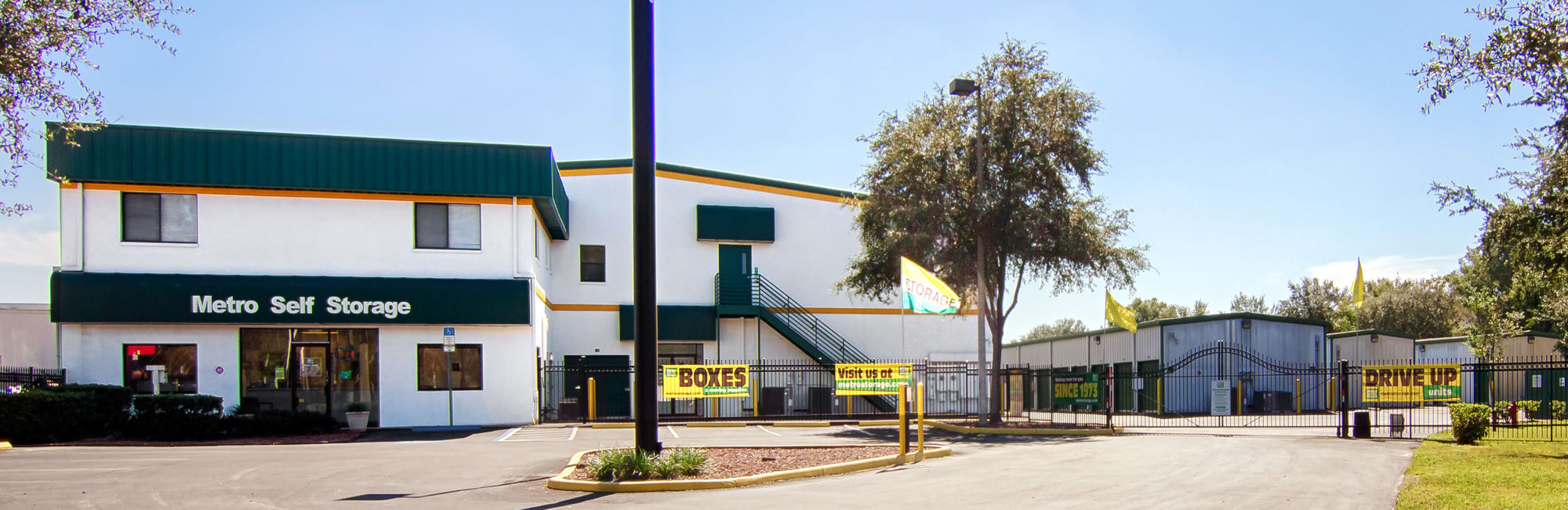 Metro Self Storage in Tampa, FL