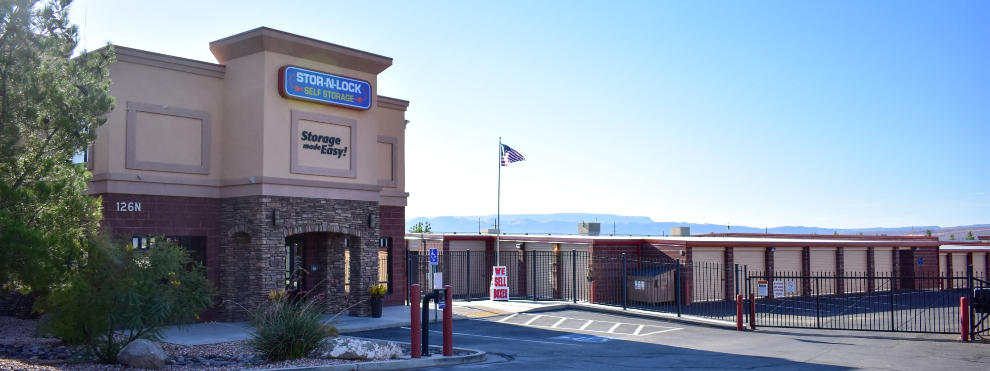 STOR-N-LOCK Self Storage in Hurricane, Utah