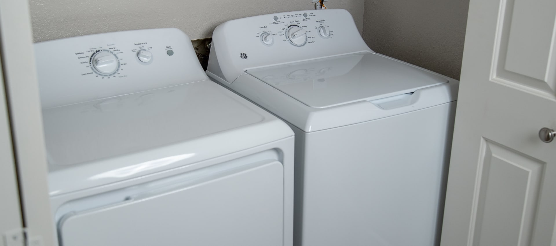 Washer and Dryer available at Shaliko in Rocklin, CA