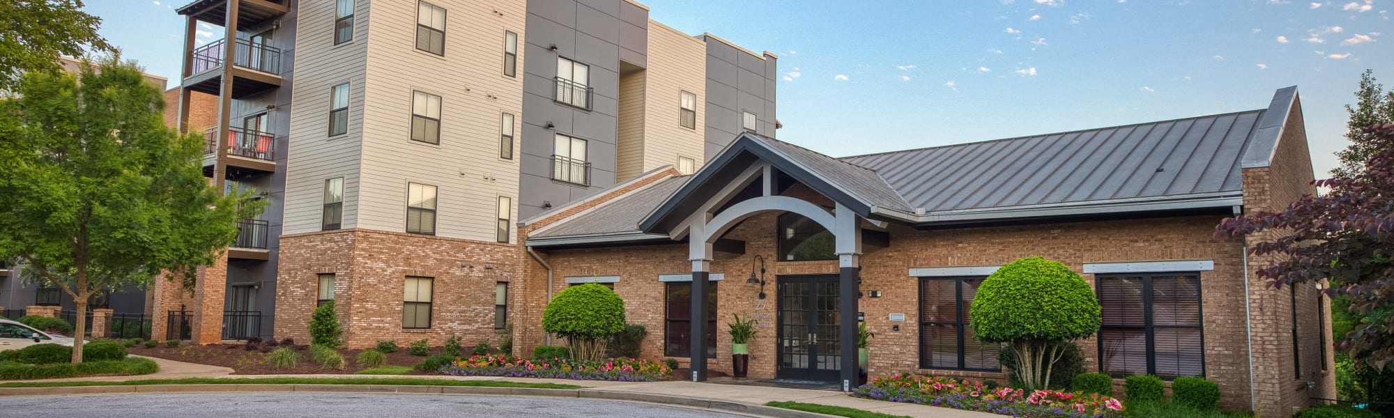 Schedule a tour at McBee Station in Greenville, South Carolina