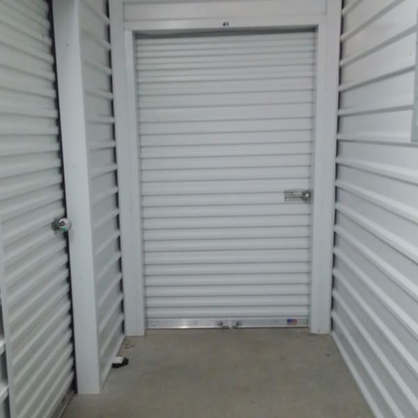 Climate controlled indoor units at StorQuest Self Storage in Highlands Ranch, Colorado
