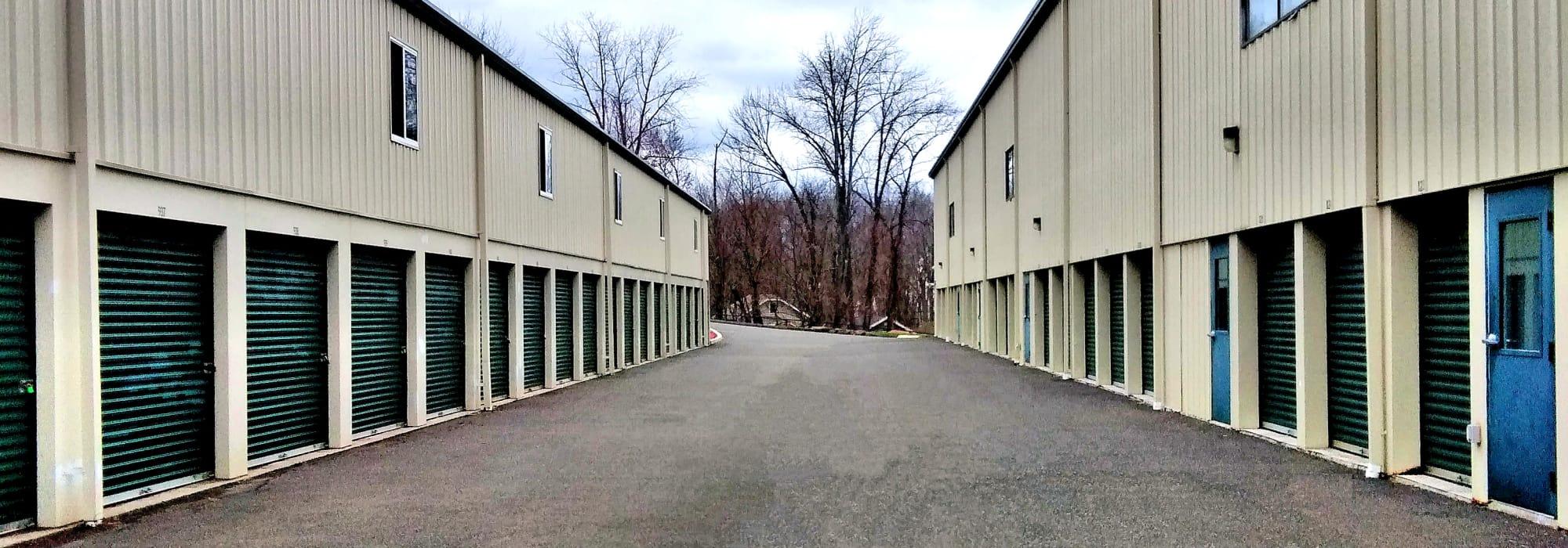 Putnam Storage in Danbury, CT