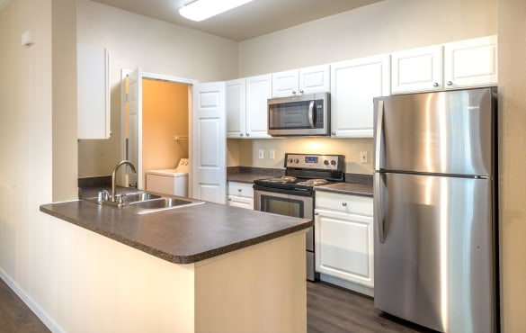 Fairfield apartment amenities
