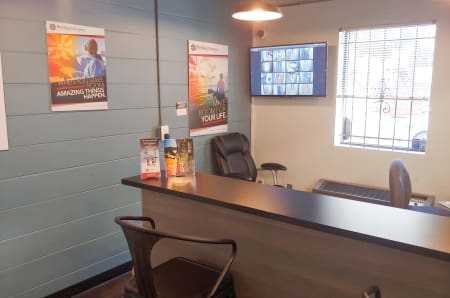 Leasing office at StorQuest Express - Self Service Storage in Tampa, FL