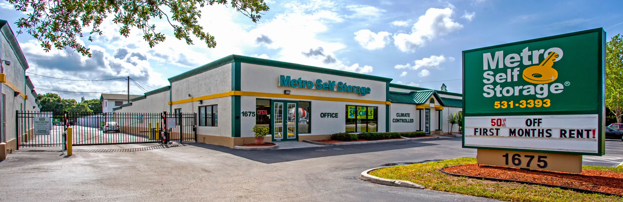 Good Metro Self Storage In Largo, FL