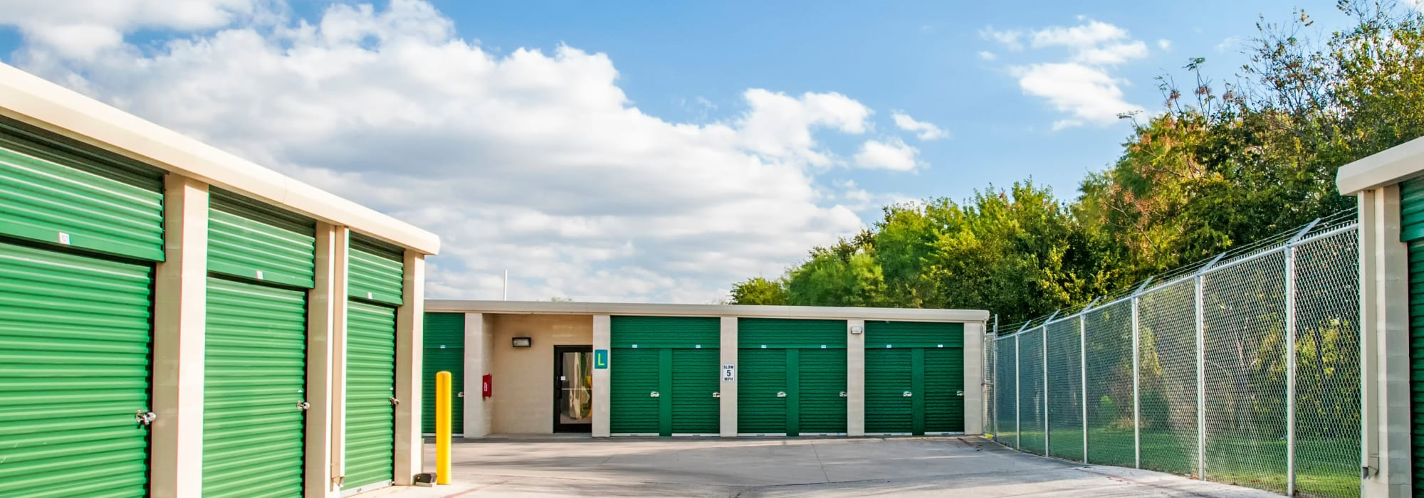 Lockaway Storage in San Antonio, Texas