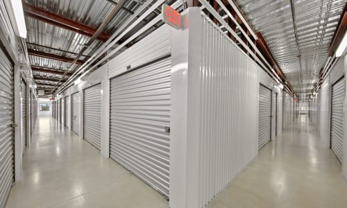 American Value Storage features Interior Storage Units in San Antonio, Texas