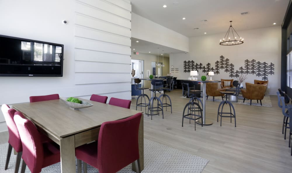 Community Clubhouse Colorado Springs at Springs at Allison Valley