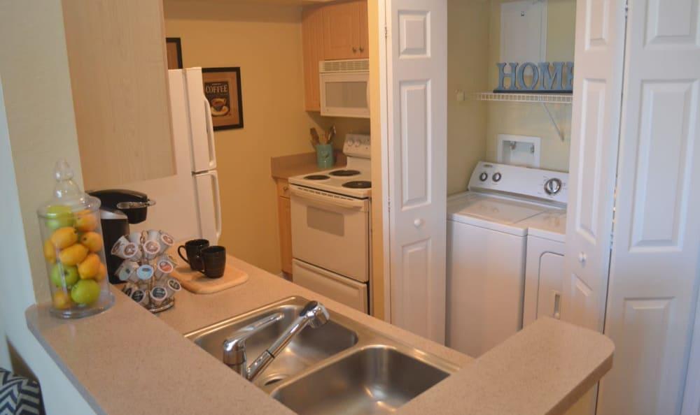 kitchen at Springs at Palma Sola in Bradenton, FL