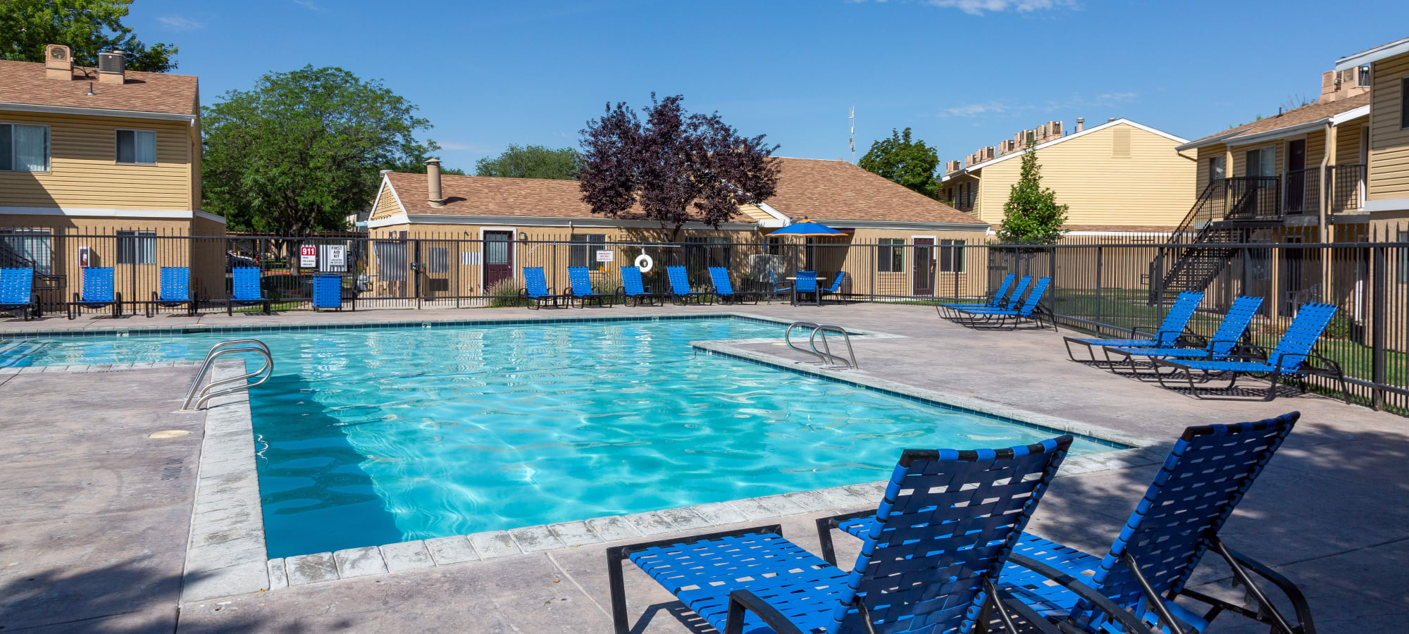 Callaway Apartments in Taylorsville, Utah