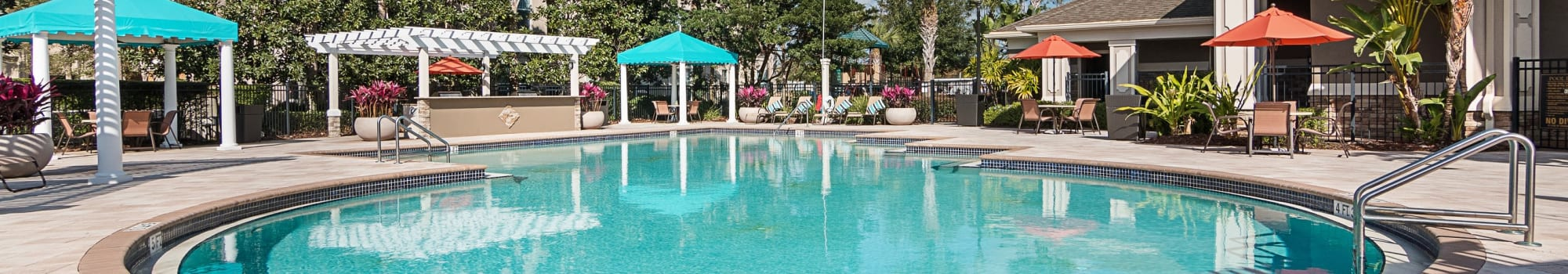 Amenities at Landings at Four Corners in Davenport, Florida