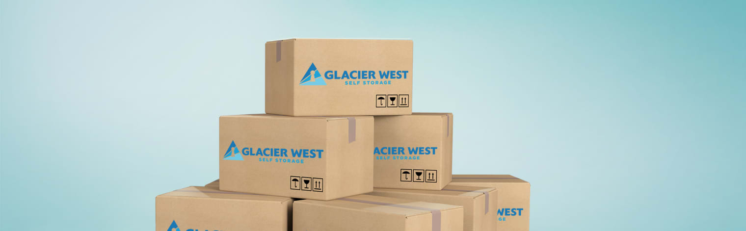 Glacier West Self Storage self storage in Kent, Washington