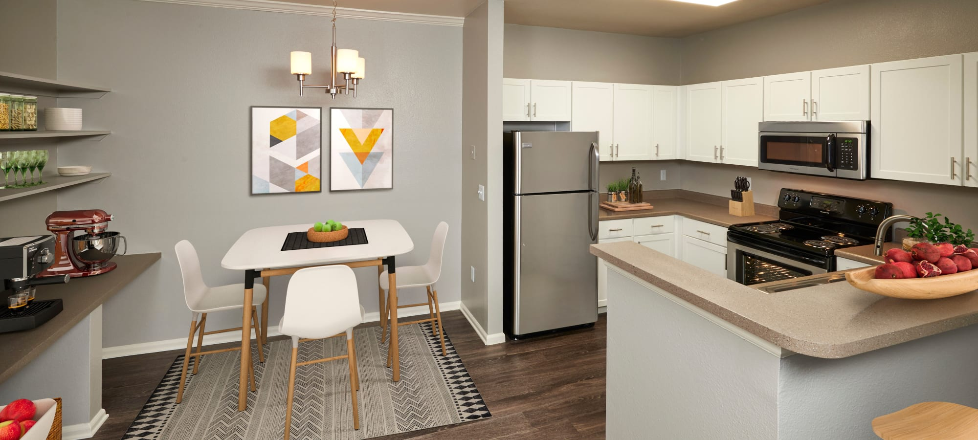 Aurora, Colorado apartments at Westridge Apartments