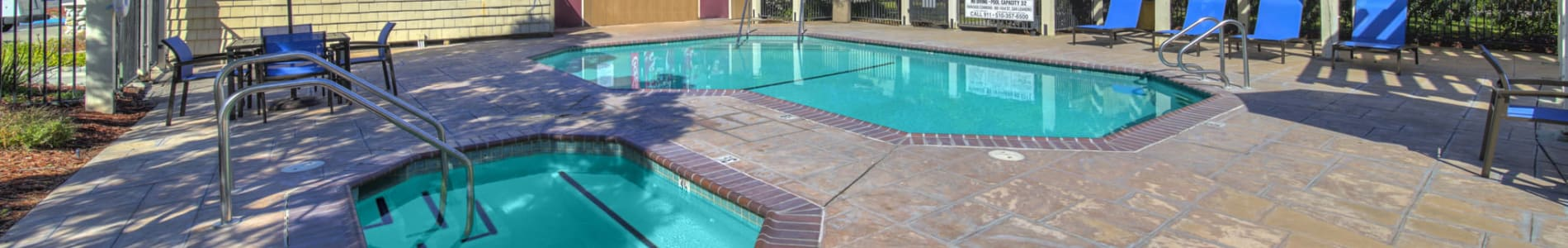Accessibility statement at Parkside Commons Apartments in San Leandro, California