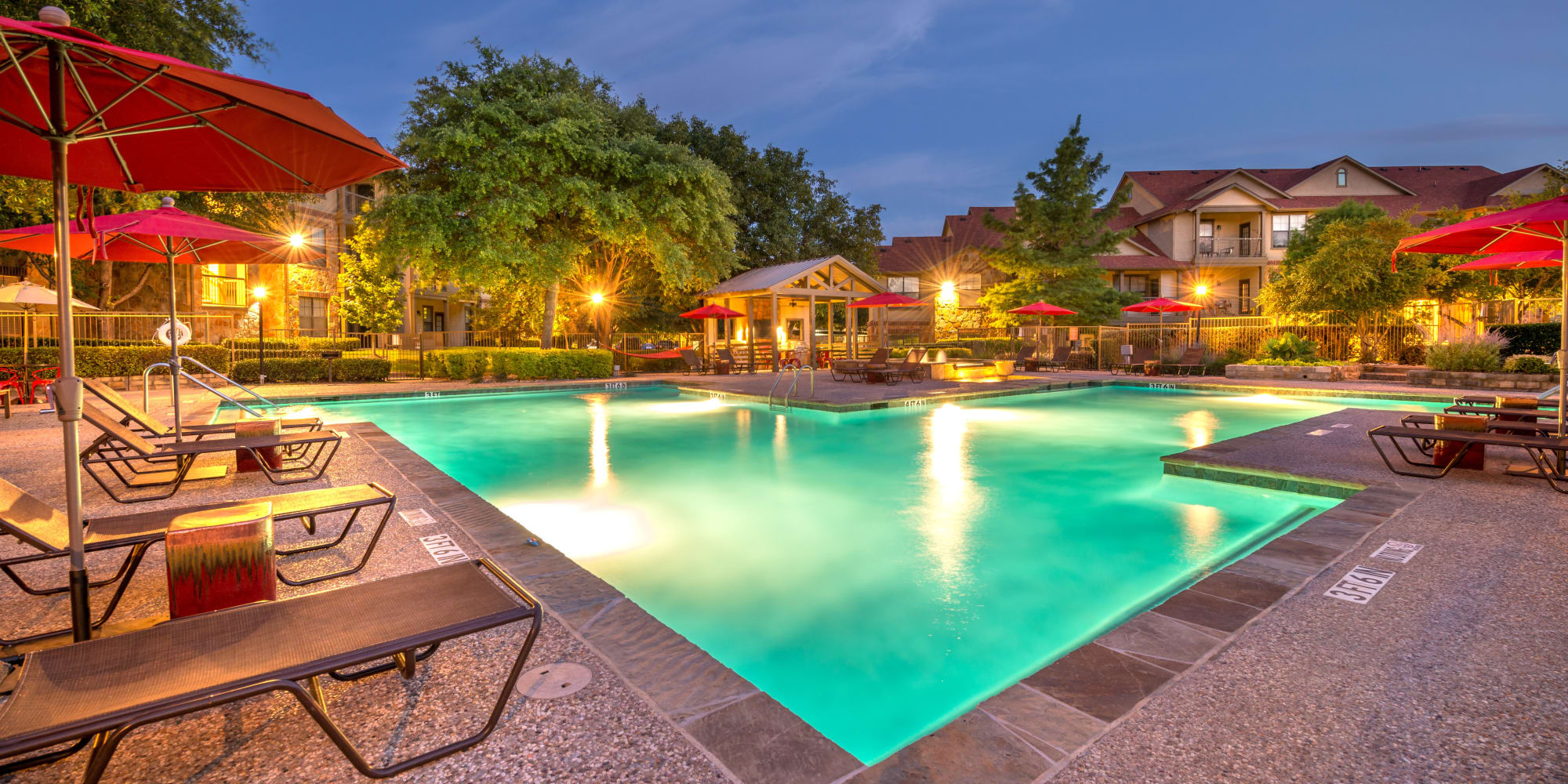 Benbrook, Texas, apartments at Olympus Team Ranch