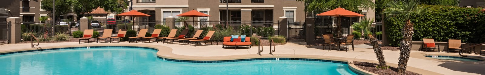 Pet friendly at Villas on Hampton Avenue in Mesa, Arizona