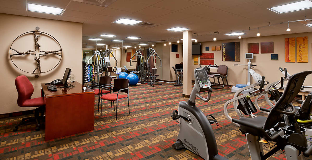 Our senior living community in Scottsdale, Arizona offer a fitness center