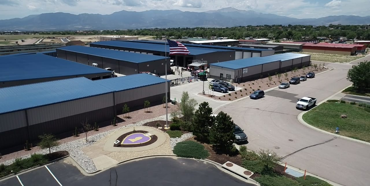 Self storage in Colorado Springs CO