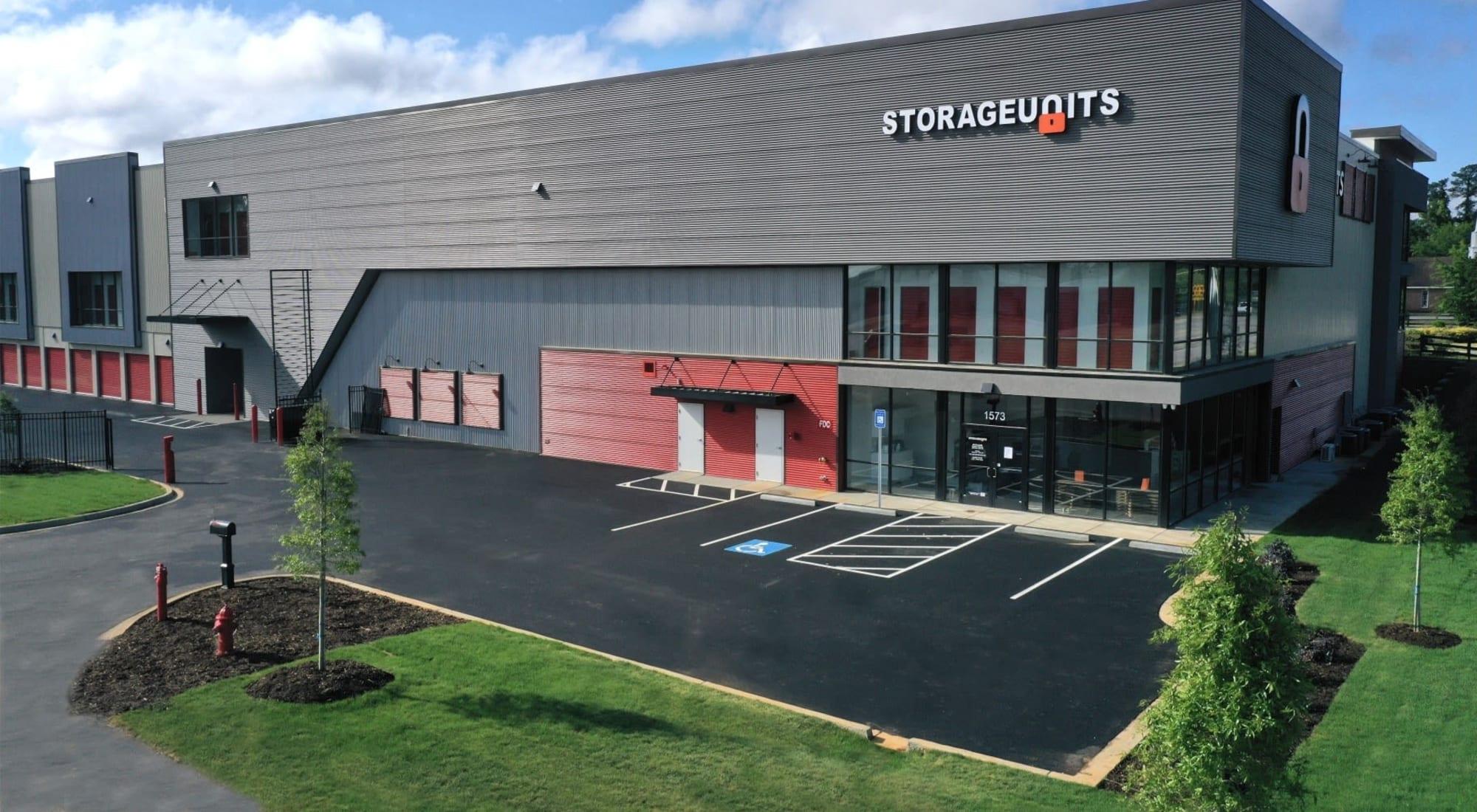 Contact us today at Storage Units in Aiken, South Carolina