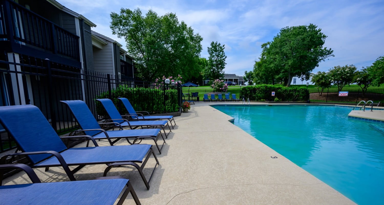 Spacious open-concept floor plan at The Hamilton in Hendersonville, Tennessee