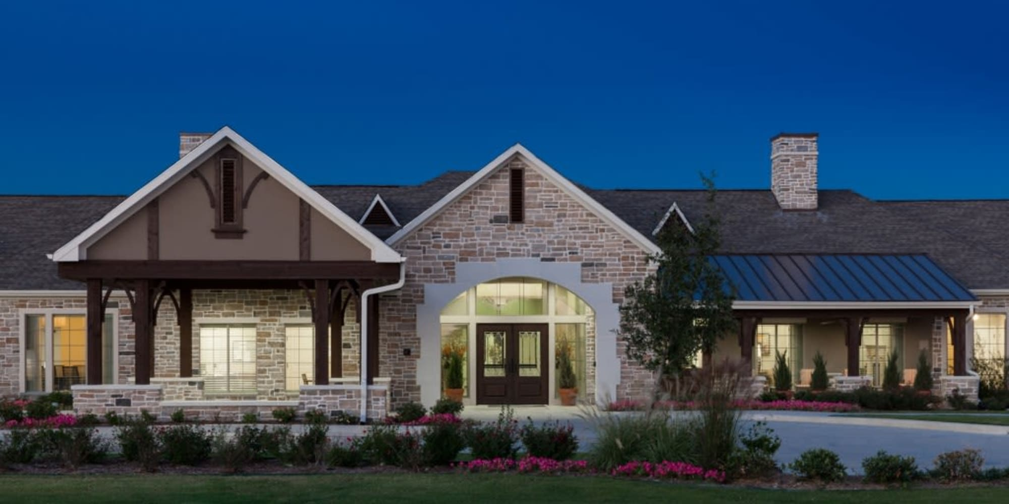 Senior living at Anthology of Stonebridge Ranch in McKinney, Texas