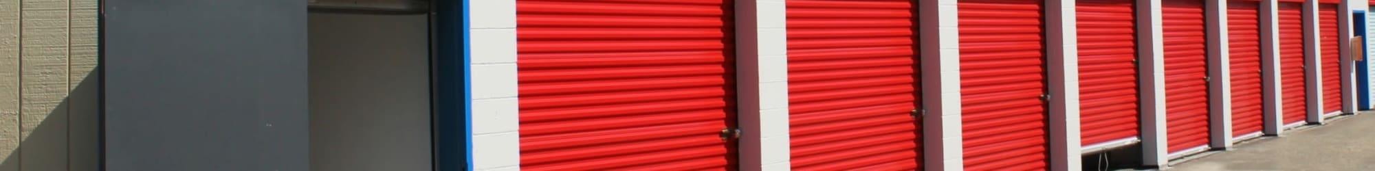 Climate-controlled storage at Trojan Storage Everett, Washington