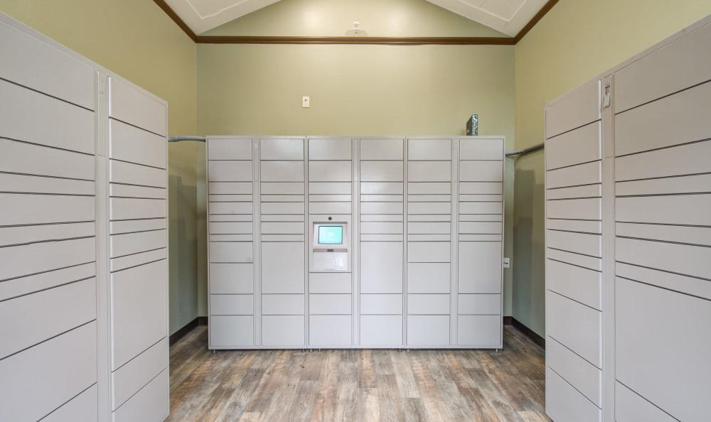 Package Locker at HighGrove Apartments