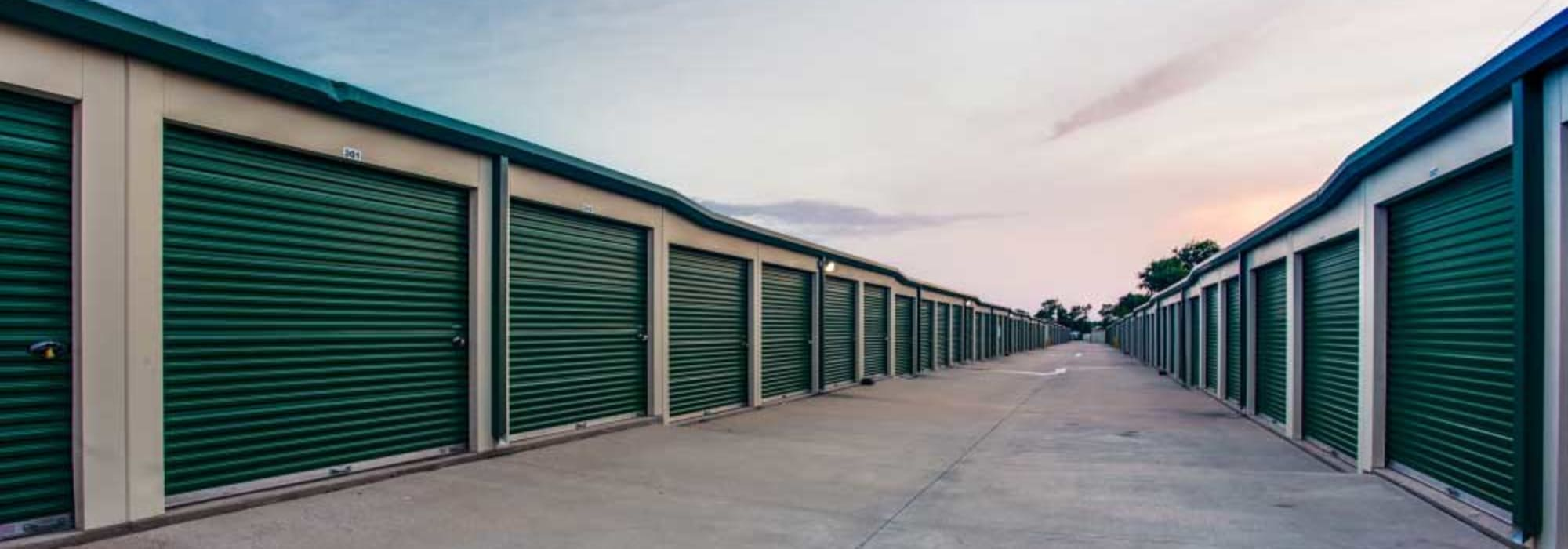 Advantage Storage - Saginaw self storage in Fort Worth, Texas