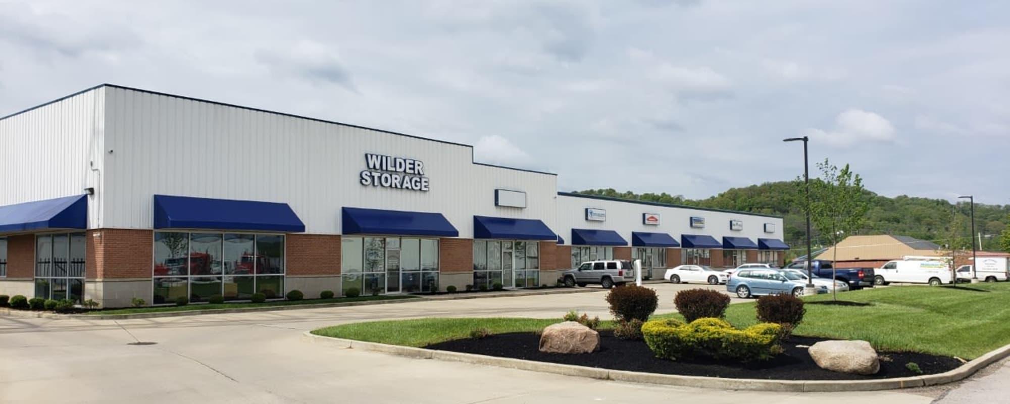 Wilder Storage's Accessibility Statement